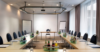 Spacious conference room in Kassel city